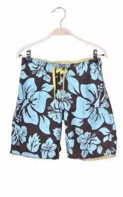 Pantaloni scurti plaja H&M, talie ajustabila, 8-10 ani