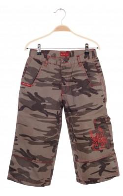 Pantaloni scurti print camuflaj Vey's, 12 ani