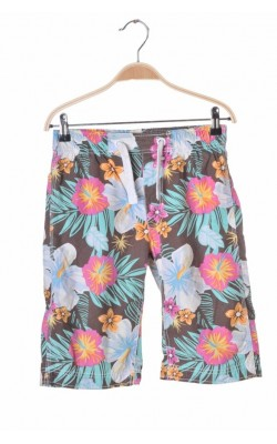 Pantaloni scurti print floral H&M, 10-11 ani