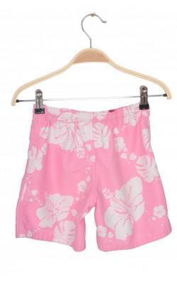 Pantaloni scurti roz H&M, 7-8 ani