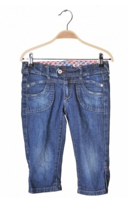 Pantaloni scurti slim fit Zara, talie ajustabila, 9-10 ani