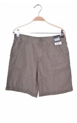 Pantaloni scurti verde militar George, 11-12 ani