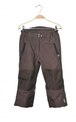 Pantaloni ski Fix by Lindex, 4-5 ani