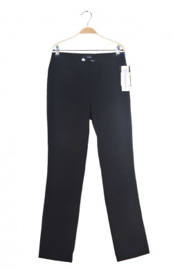 Pantaloni slim fit Andrea by PM Norway, talie noarmala, marime 38