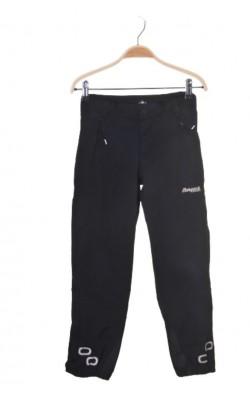 Pantaloni softshell captusit cu mesh Bergans Ruffen, 7-8 ani