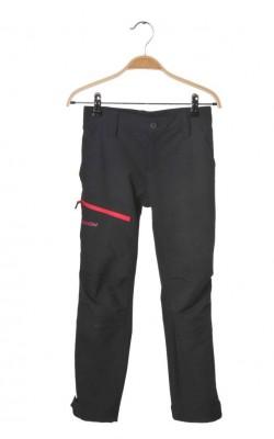 Pantaloni softshell fetite Norheim, 8-9 ani