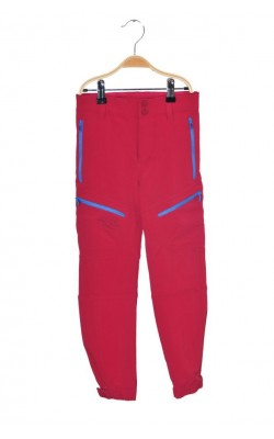 Pantaloni softshell Heldre InsideOut, talie ajustabila, 6-7 ani