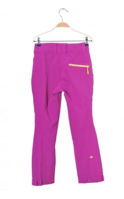 Pantaloni softshell impermeabil Skogstad, talie ajustabila, 10-11 ani