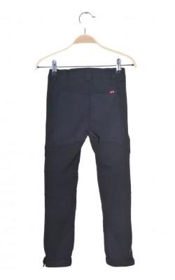 Pantaloni softshell light Bergans, talie ajustabila, 7 ani