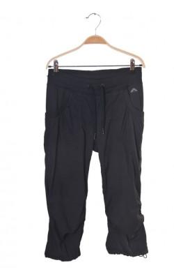 Pantaloni softshell light H&M, trei sferturi, marime 36/38