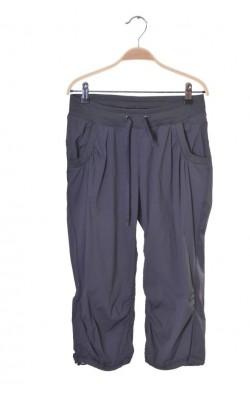 Pantaloni softshell light trei sferturi H&M Sport, marime 36/38