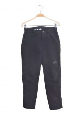 Pantaloni softshell McKinley stretch Dry-Plus, 8 ani