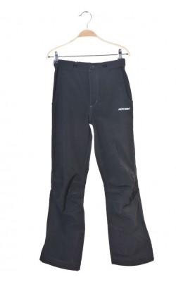 Pantaloni softshell Norheim, talie ajustabila, 12 ani
