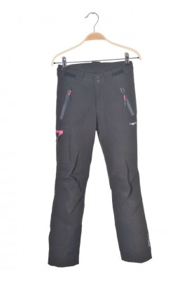 Pantaloni softshell Northpeak, captusiti, 8-9 ani