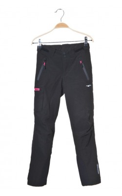 Pantaloni softshell Northpeak, waterproof 10.000, 8-9 ani