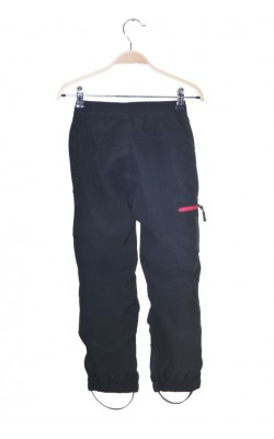 Pantaloni softshell Vikafjell, captuseala mesh, 7-8 ani