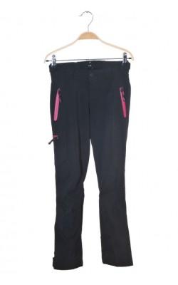 Pantaloni softshell Vikafjell, talie ajustabila, 11 ani