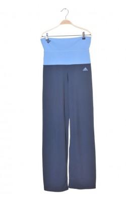 Pantaloni sport Adidas Climalite, marime 36/38