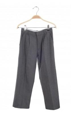 Pantaloni stofa gri Cotler, 7 ani