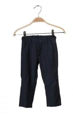 Pantaloni stofa Kids by Lindex, talie ajustabila, 2 ani