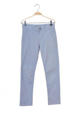 Pantaloni stretch Benetton, talie ajustabila, 8-9 ani