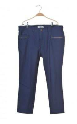 Pantaloni stretch Zizzi, talie ajustabila, marime 46