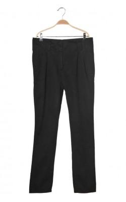 Pantaloni talie inalta H&M, marime 42