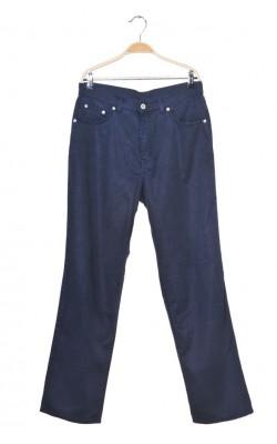 Pantaloni talie normala Marks&Spencer, croi drept, marime 42