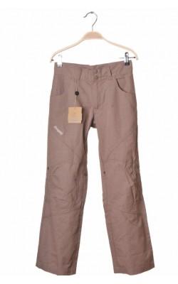 Pantaloni taupe Bergans of Norway, lungime ajustabila, 10 ani