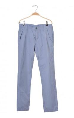 Pantaloni tigareta Benetton, talie ajustabila, 12-14 ani