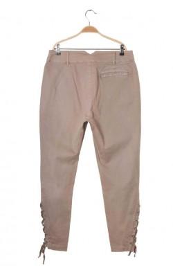 Pantaloni tigareta cu pense Freequent of Scandinavia, marime 46