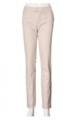 Pantaloni-tigareta Lindex, culoare gri, marime 42
