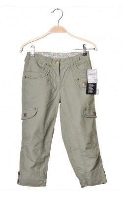 Pantaloni trei sferturi Cool by C&A, talie ajustabila, 10 ani