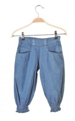 Pantaloni trei sferturi denim subtire, 5 ani