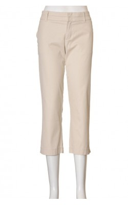 Pantaloni trei sferturi Esprit, marime 44