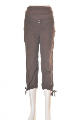 Pantaloni trei sferturi gravide H&M Mama, marime 36