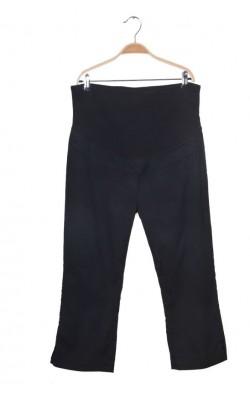Pantaloni trei sferturi gravide H&M Mama, marime L