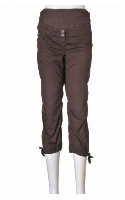 Pantaloni trei sferturi gravide H&M Mama, marime M