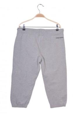 Pantaloni trei sferturi Kari Traa, molton gri, marime 40