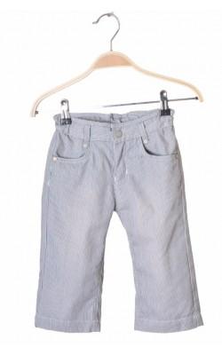 Pantaloni trei sferturi Minymo, talie ajustabila, 5 ani