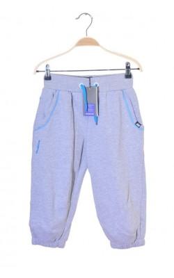Pantaloni trei sferturi molton Skogstad, 8-9 ani