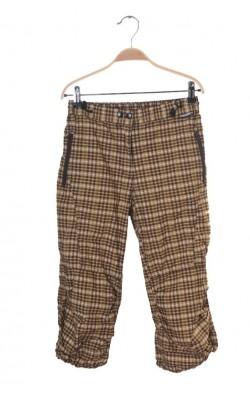 Pantaloni trei sferturi Skogstad, bumbac, marime 38