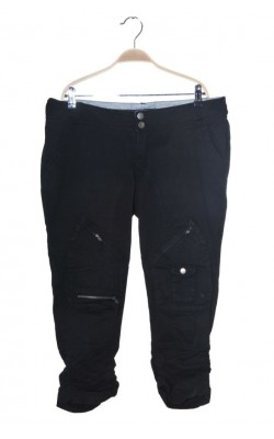 Pantaloni trei sferturi Subculture, marime 44