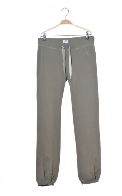 Pantaloni trening kaki H&M Sport, mairme M