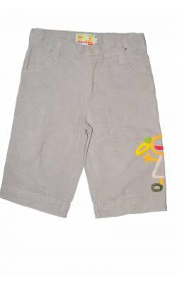 Pantaloni Tuesday, capri, catifea, 10 ani