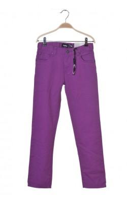 Pantaloni twill Cubus, talie ajustabila, 12-13 ani