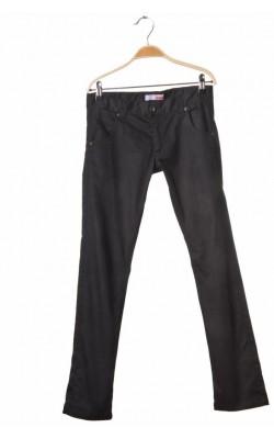 Pantaloni twill Name It, talie ajustabila, 11-12 ani