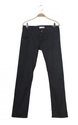 Pantaloni twill Name It, talie ajustabila, 12-13 ani