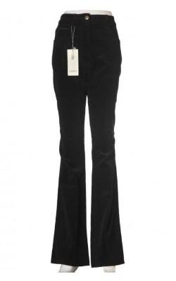 Pantaloni velur Intwon, comfort fit, talie normala, marime 42