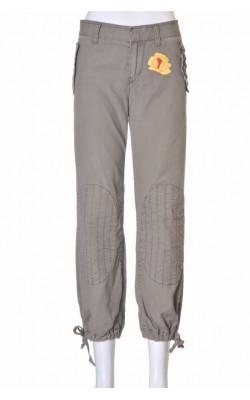 Pantaloni verde militar prafuit Fornarina, marime 38